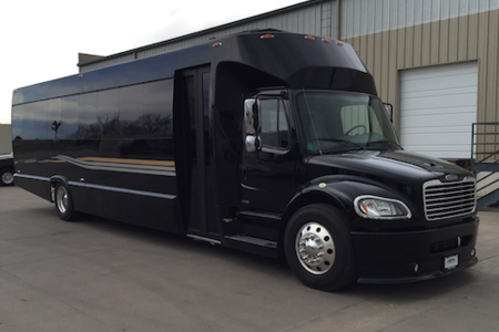 Limo Bus Rentals Denver