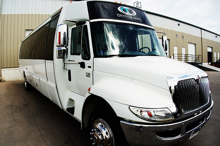 Party Bus Rentals In Denver