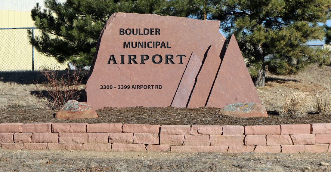 boulder airport limo service