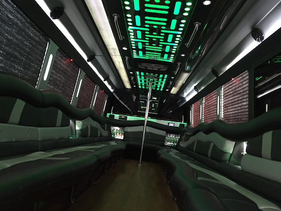 Denver party bus service