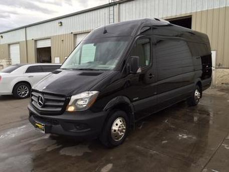 Sprinter van rentals in denver