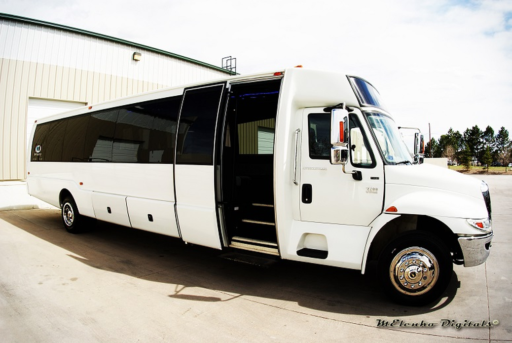 party buses for rent denver