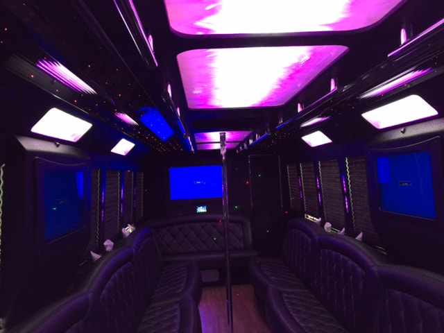 303 party bus