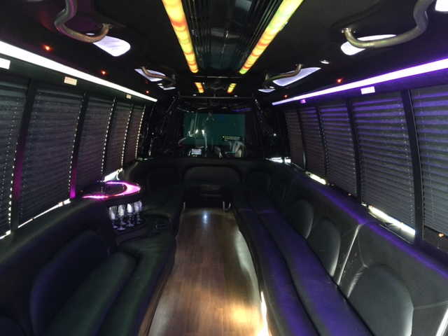 party bus rental in denver
