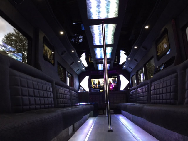 Denver party bus rentals